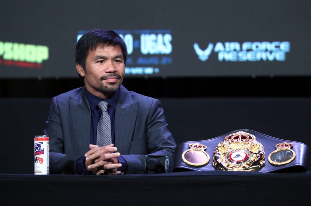 Boxing great Manny Pacquiao has also announced his retirement to focus on the Philippine presidency