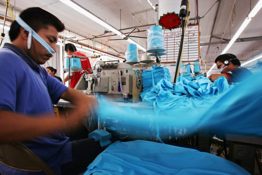 California governor signs legislation to eliminate 'exploitative' peace rate for garment workers