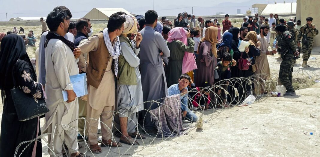 Dangerous situation for Afghan allies left behind shows refugee system unfit for work