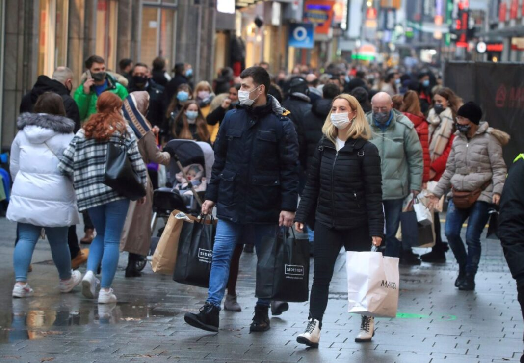 German inflation accelerated to a record pace in September