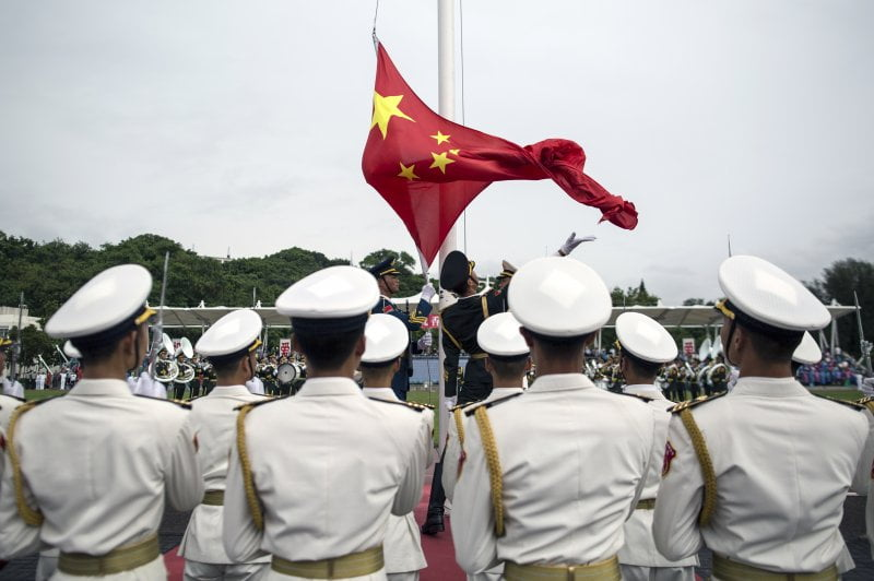 Hong Kong changes law to protect Chinese flag from desecration, 'insult'