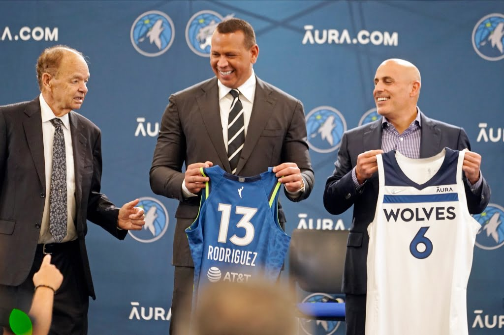John Shipley: Glenn Taylor's best personnel move for the Timberwolves may be stepping down