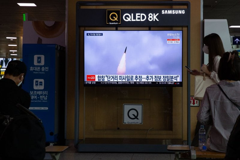 North Korea fires new anti-aircraft missile in latest weapons test