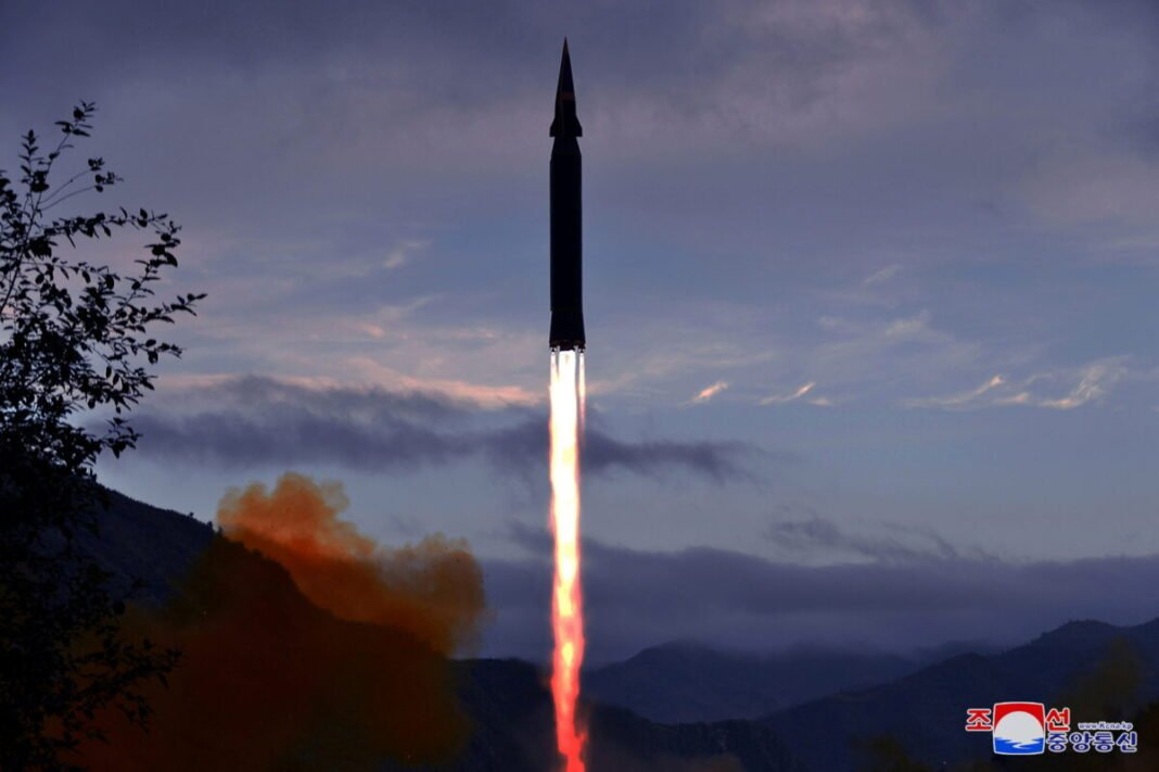 North Korea joins competition for new hypersonic missile with latest test