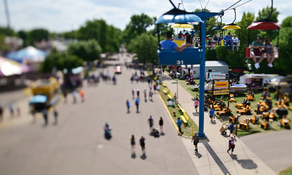 Report to review the MN State Fair security effort this year and in the future