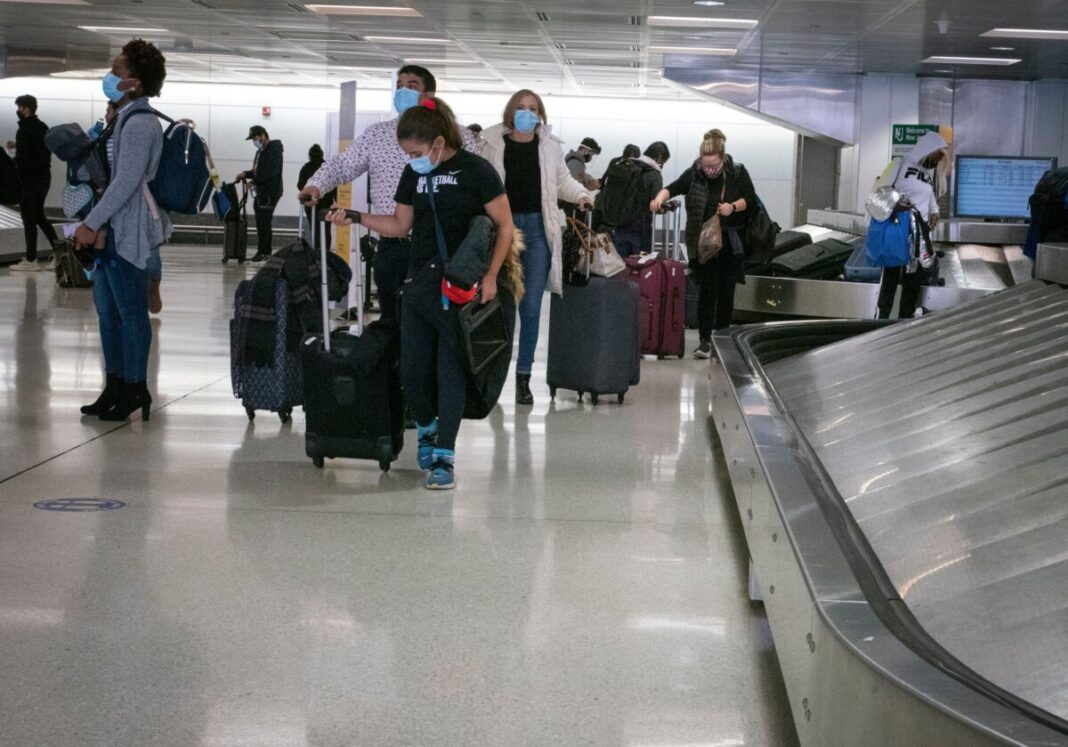 U.S. will award Newark flights to low-cost airlines to stimulate competition