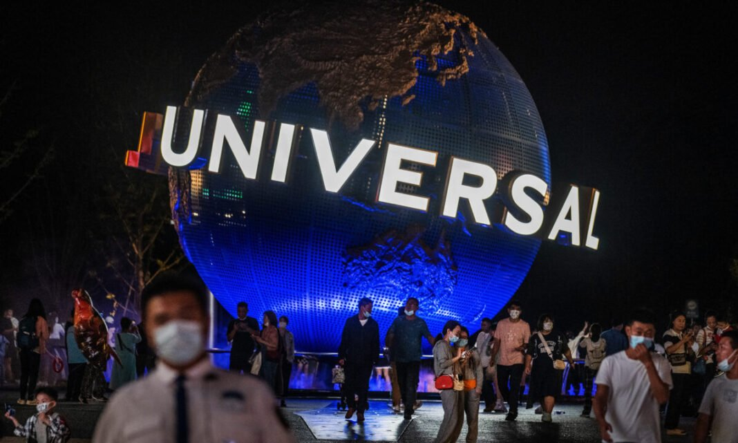 Universal Studios Beijing opens amid concerns over China affecting Western entertainment