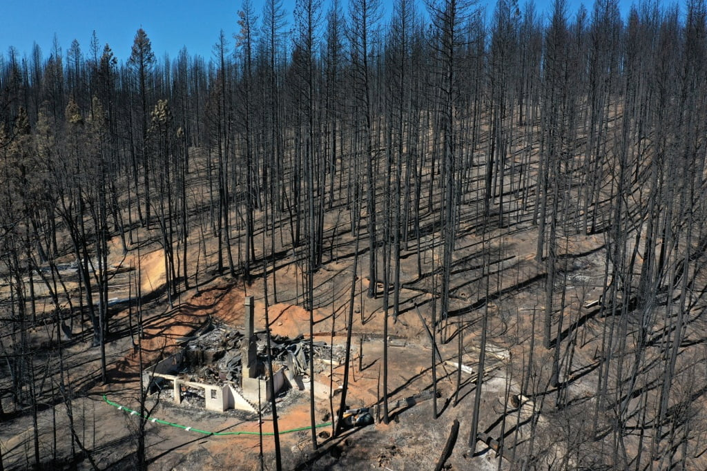 Unprecedented drought marks the start of fire season for Southern California