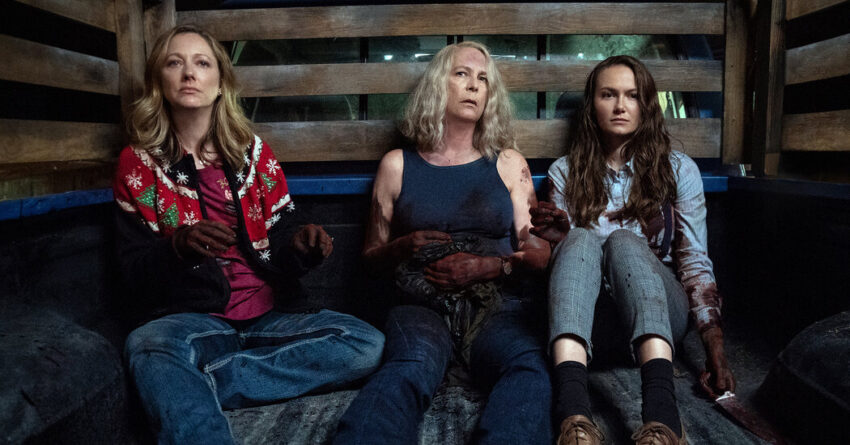 'Halloween Kills' Review: There Will Be (Copious Amounts of) Blood