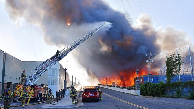 18-year-old Golden Valley man charged with fire at Selby Avenue warehouse