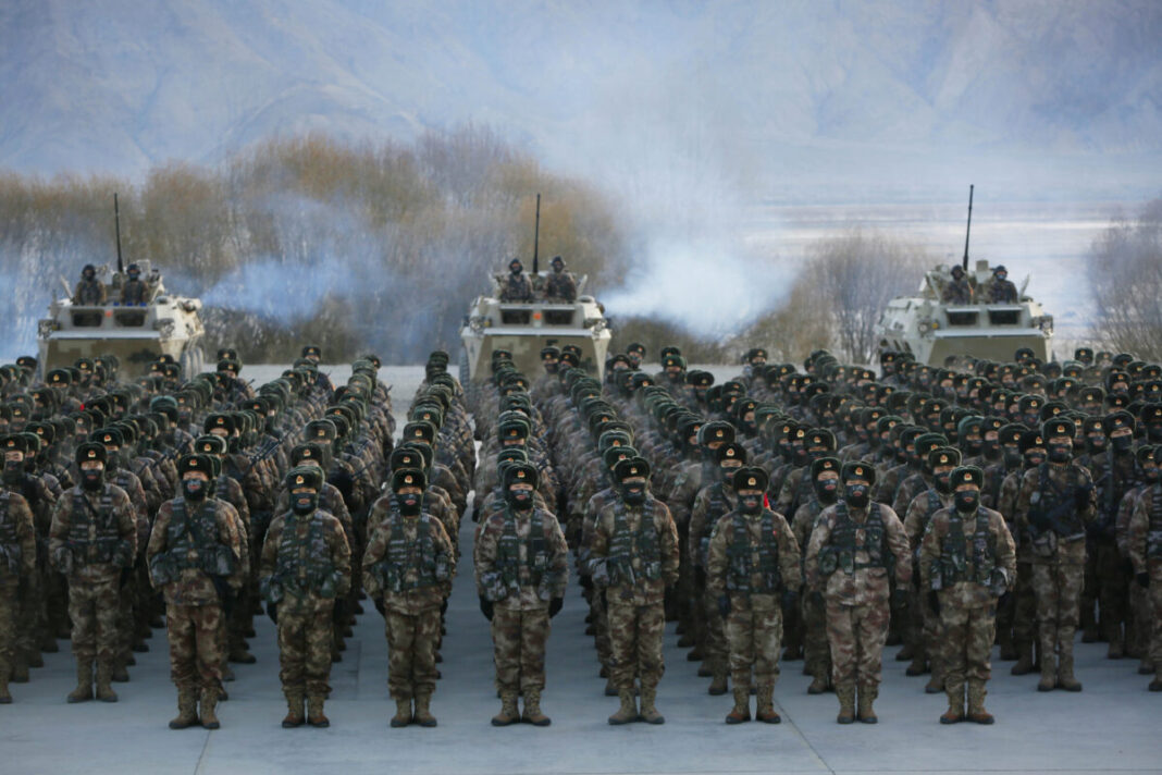 '3 Warfare' doctrine supports CCP's broader drive for Western infiltration: report