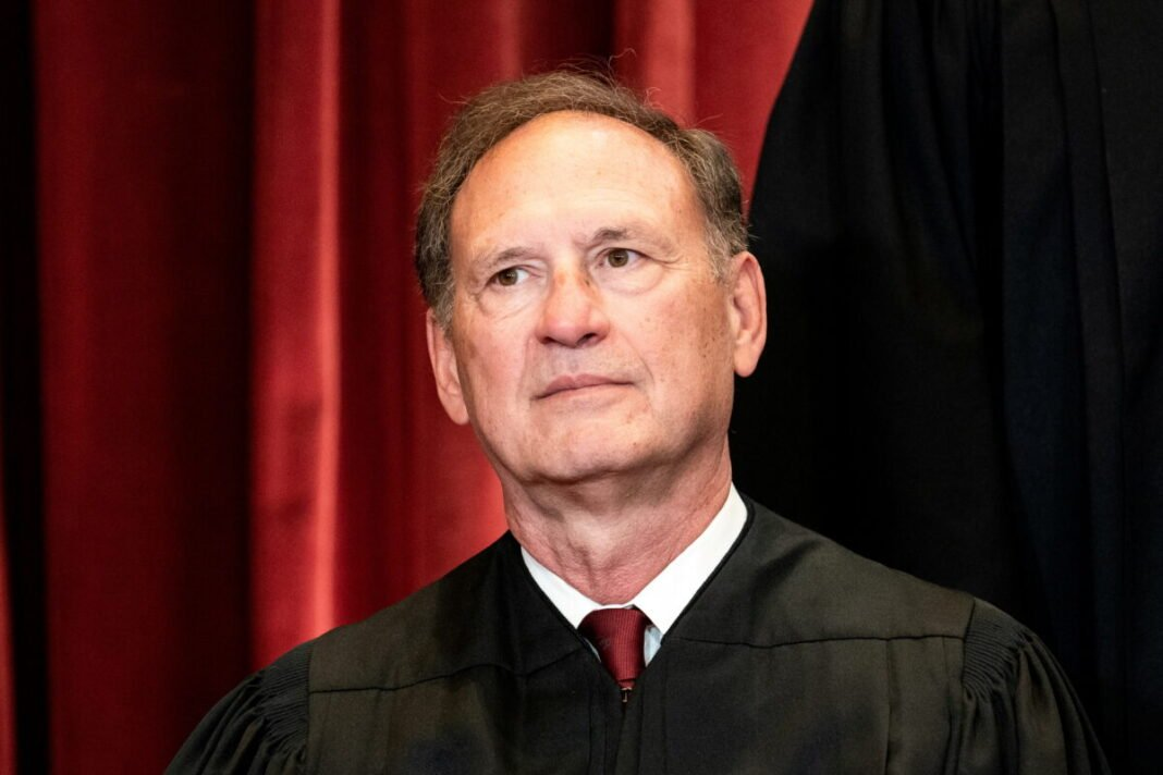 Alito pushes back on 'evil' portrayal of Supreme Court's 'Shadow Docket'