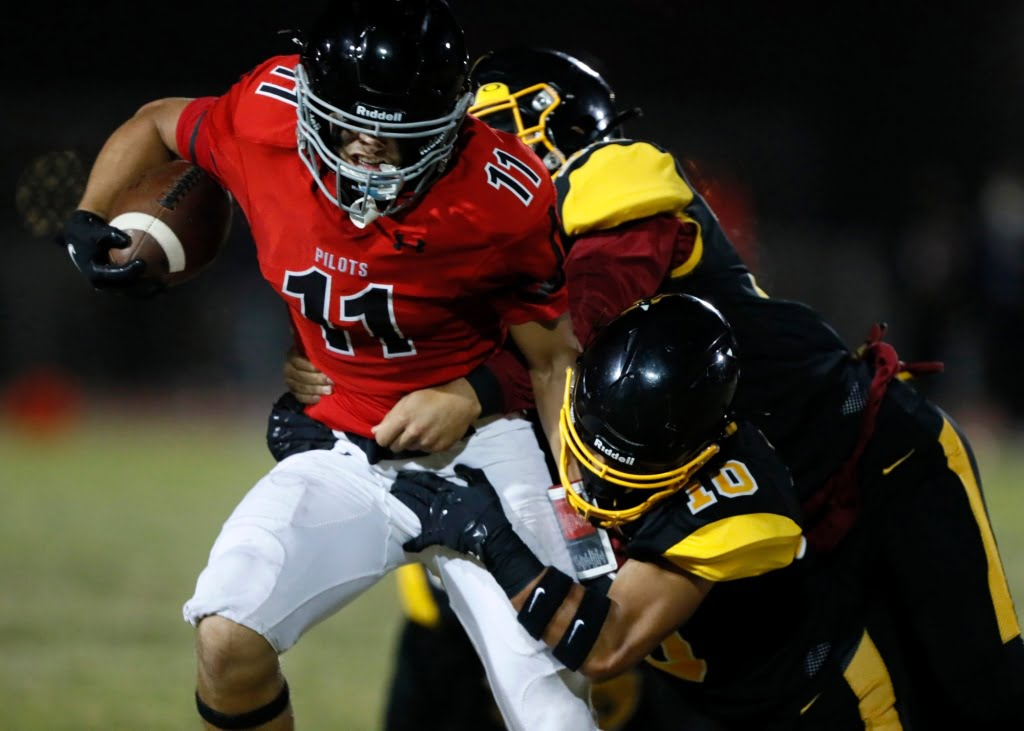 Banning the soccer sides of San Pedro in the classic Battle of the Harbor rivalry game