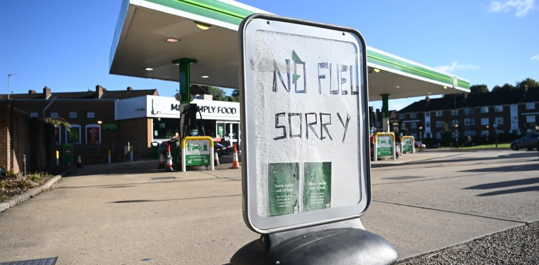 Do you really need more petrol, or toilet paper?  There are better ways to control a crisis