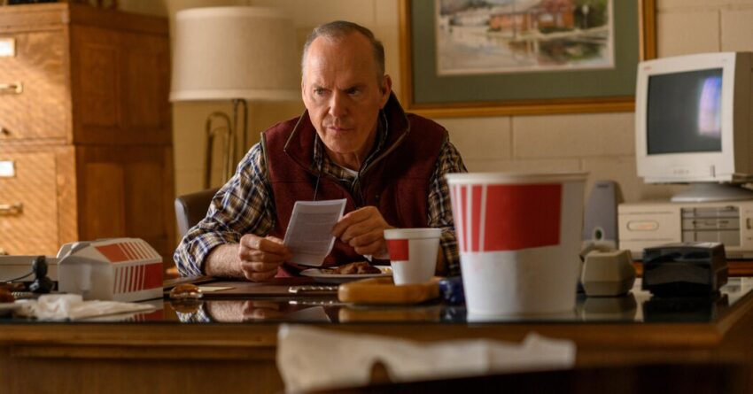 'Dopesic' drama and Michael Keaton uses to give a human face to the opioid crisis