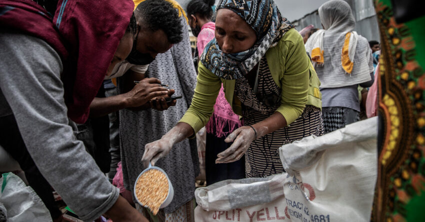 Ethiopia plans to expel UN officials for aid response in Tigre