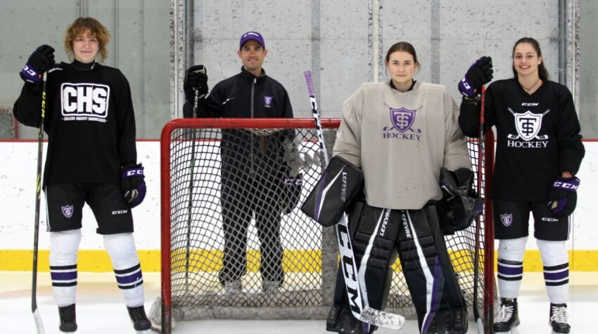 European connection gives Tommies women's hockey roster a boost
