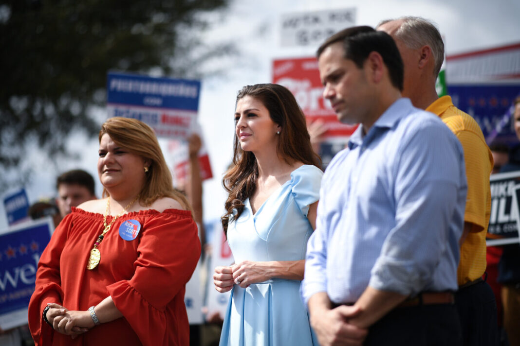 Florida governor's wife diagnosed with breast cancer