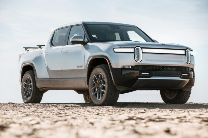 Ford exits Rivian board as Irvine-based EV-truck startup readies IPO
