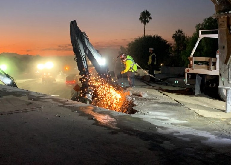 Get ready for 10 Freeway closure in Ontario and Upland