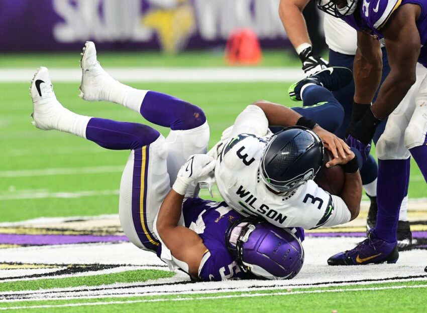 In a league driven by change, the Vikings always have Eric Kendrick