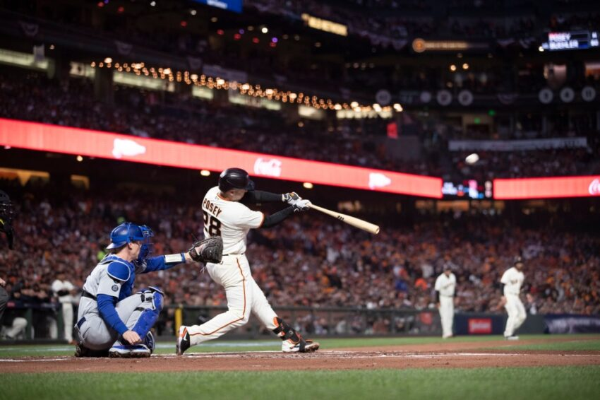 Kurtenbach: Game is pinnacle of 5-story SF Giants-Dodgers rivalry