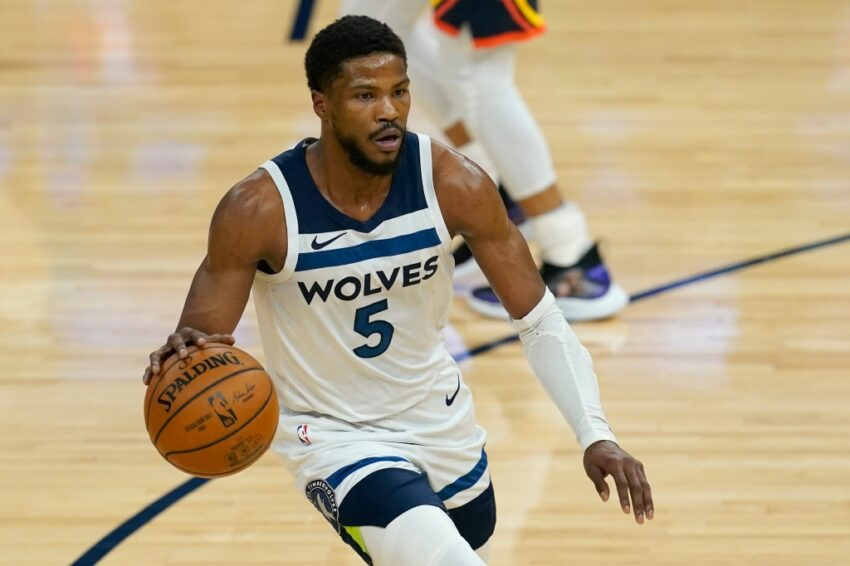 Malik Beasley returning to form for the Timberwolves in training camp