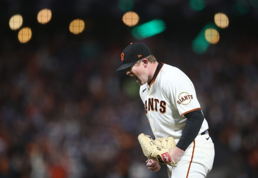 NLDS: With Logan Webb starting, how does the SF Giants pitching staff set up for Game 5?
