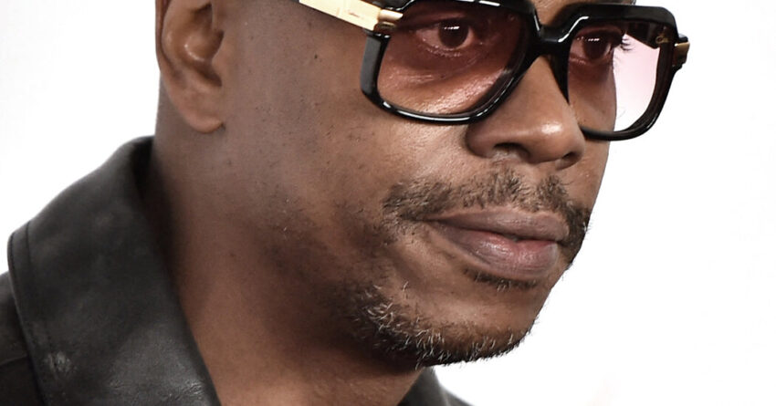 Netflix Loses Its Shine as Critics Target Chappelle Special