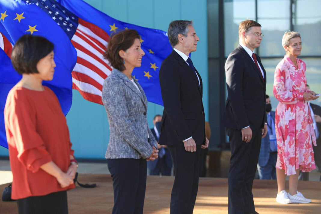 New US-EU Trade and Technology Council is designed to deal with China, experts say