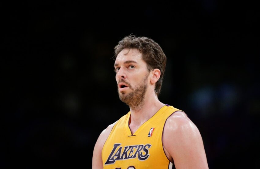 Pau Gasol retires from basketball;  The Lakers Will Retire Their Number 16 Jersey
