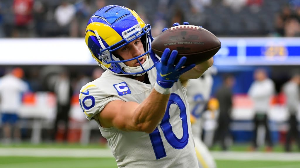 Rams' Cooper Kupp bags Player of the Month honor