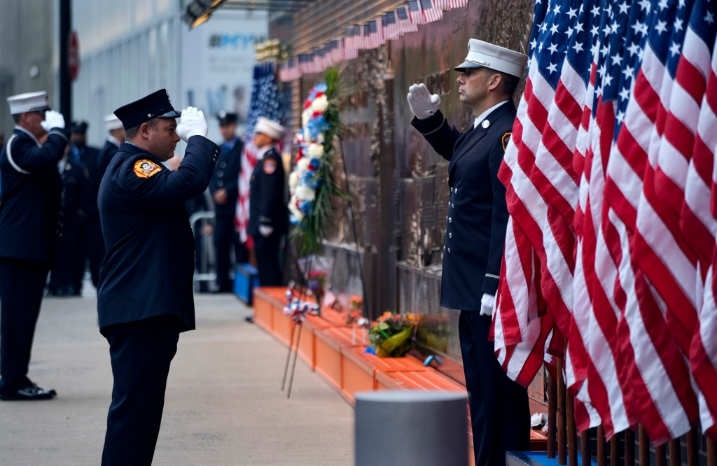 Report: 9 NYC firefighters suspended over racist messages