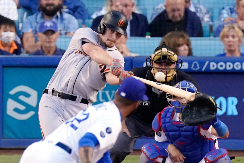 SF Giants-Dodgers: Here's how each 2021 game went between NL West rivals