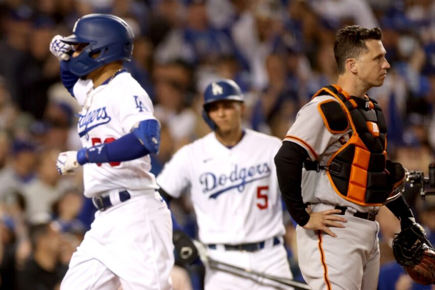 SF Giants fail to close out Dodgers, historic NLDS matchup heads to winner-take-all Game 5