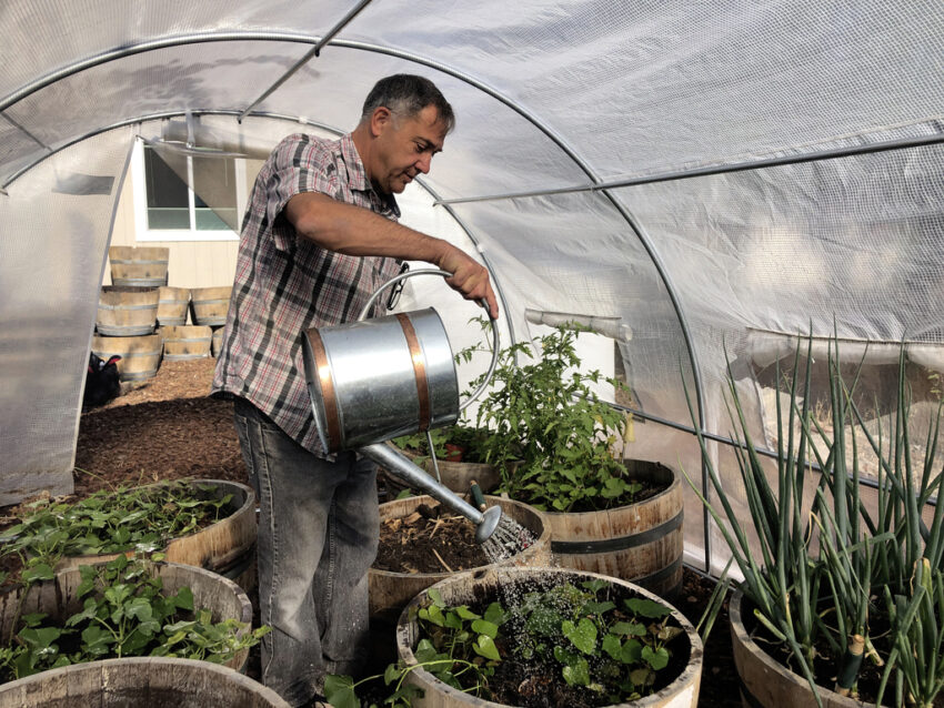 Some people turn to air-to-water devices in drought-stricken California