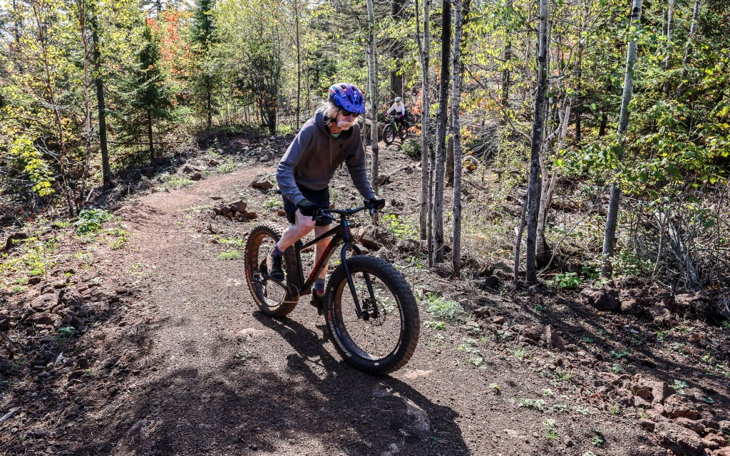 Split Rock Wilds Mountain Bike Trails Have a 'Soft Open' on the North Shore