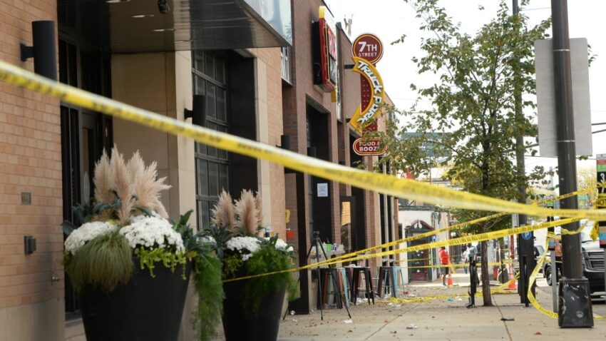 St. Paul's West Seventh Street businessmen, patrons say crime is a growing concern in the city