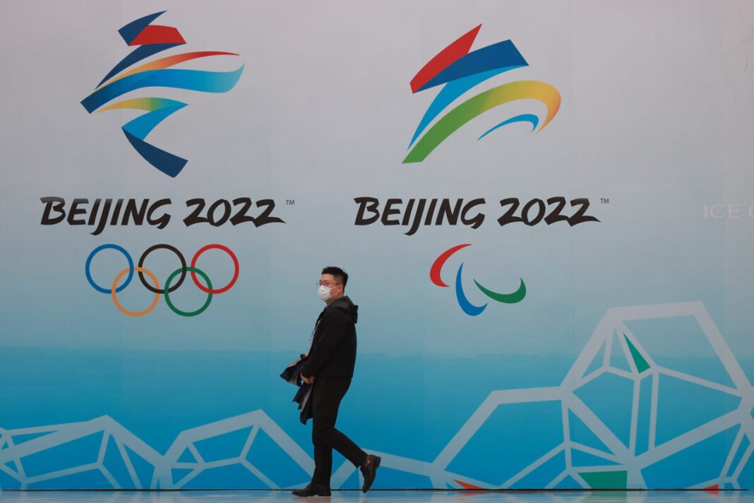 The Beijing 2022 Winter Olympics will only have visitors from mainland China