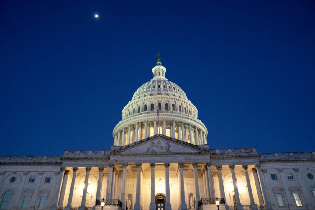 The House passes a 30-day extension for highway funding