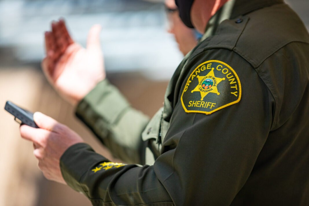 The OC Sheriff's Division honors Hero deputies who went up and out