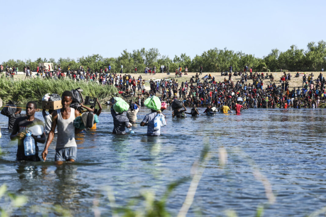 The White House has confirmed that it is working with Texas officials to prepare for another wave of Haitian illegal immigrants.