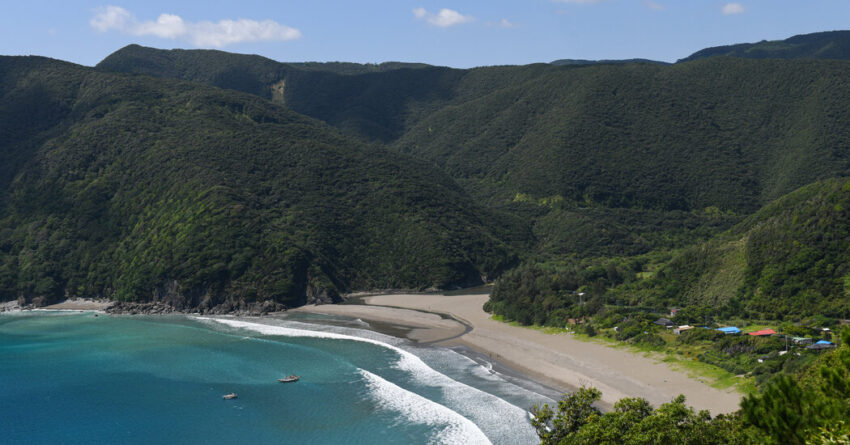 This Pristine Beach Is One of Japan's Last. Soon It Will Be Filled With Concrete.