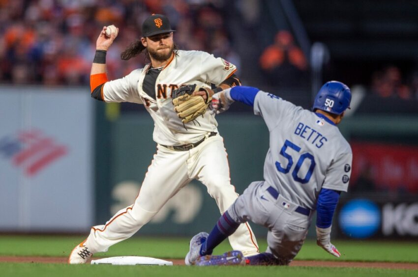 Three Potential Heroes for the SF Giants in Huge Game 5 Against the Dodgers