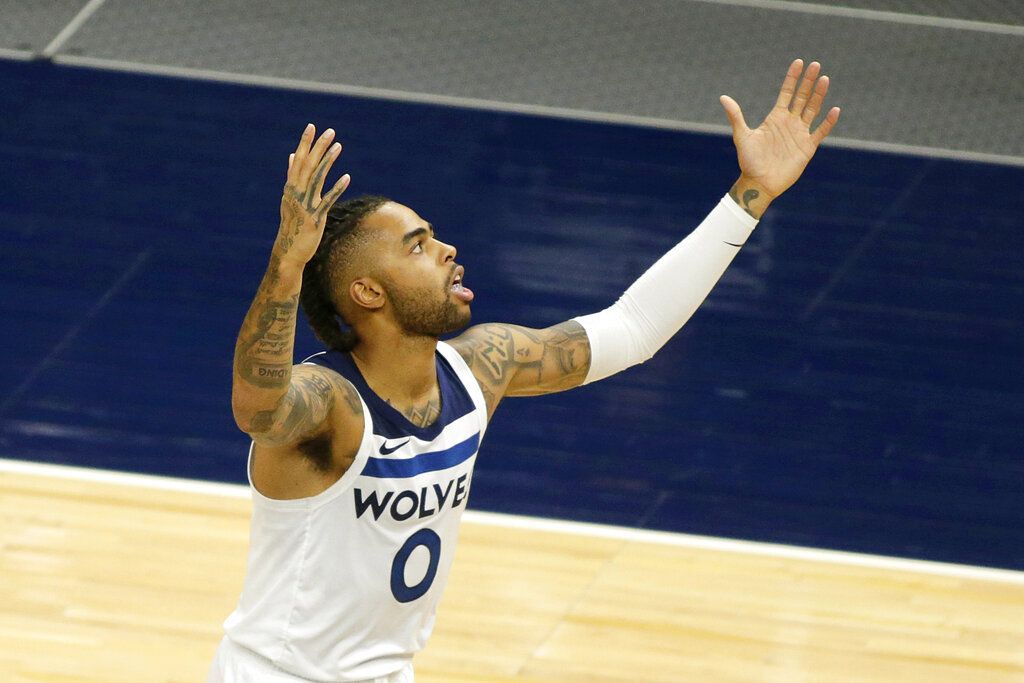 Timberwolves have a bunch of players competing for contracts