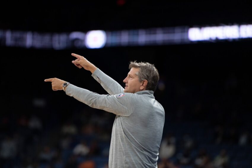 Timberwolves' starting lineup could be fluid this season