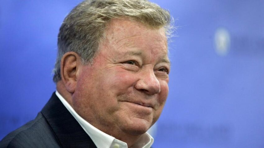 To oldly go: Shatner, 90, inspires with real-life space trip