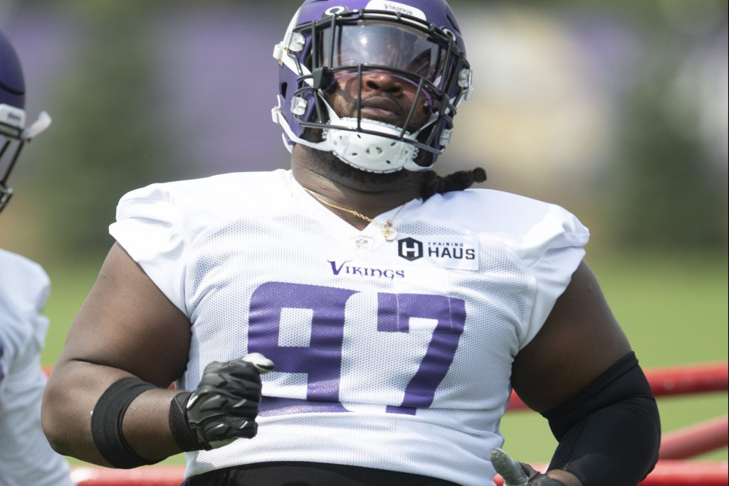 Vikings' Dalvin Cook practices, but Michael Pierce, Ihmar Smith-Marset sit out
