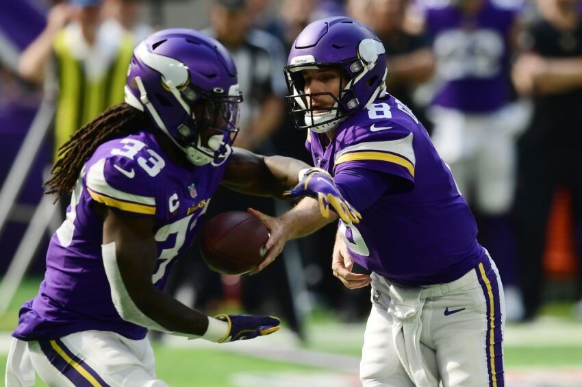 Vikings hope scripted plays jolt offense out of second-half doldrums at Carolina