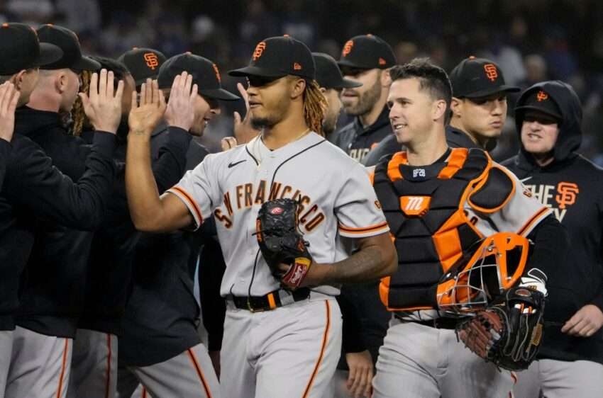 What SF Giants are saying after beating LA Dodgers in Game 3 of NLDS
